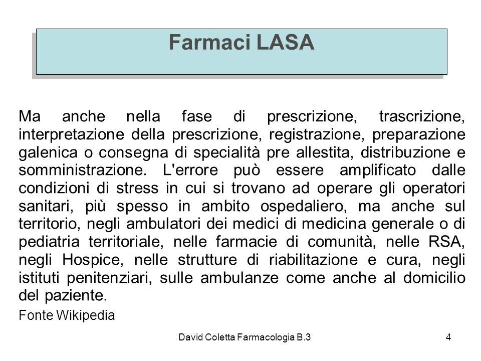 Farmaci LASA