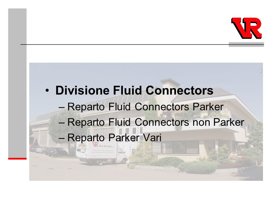 Divisione Fluid Connectors