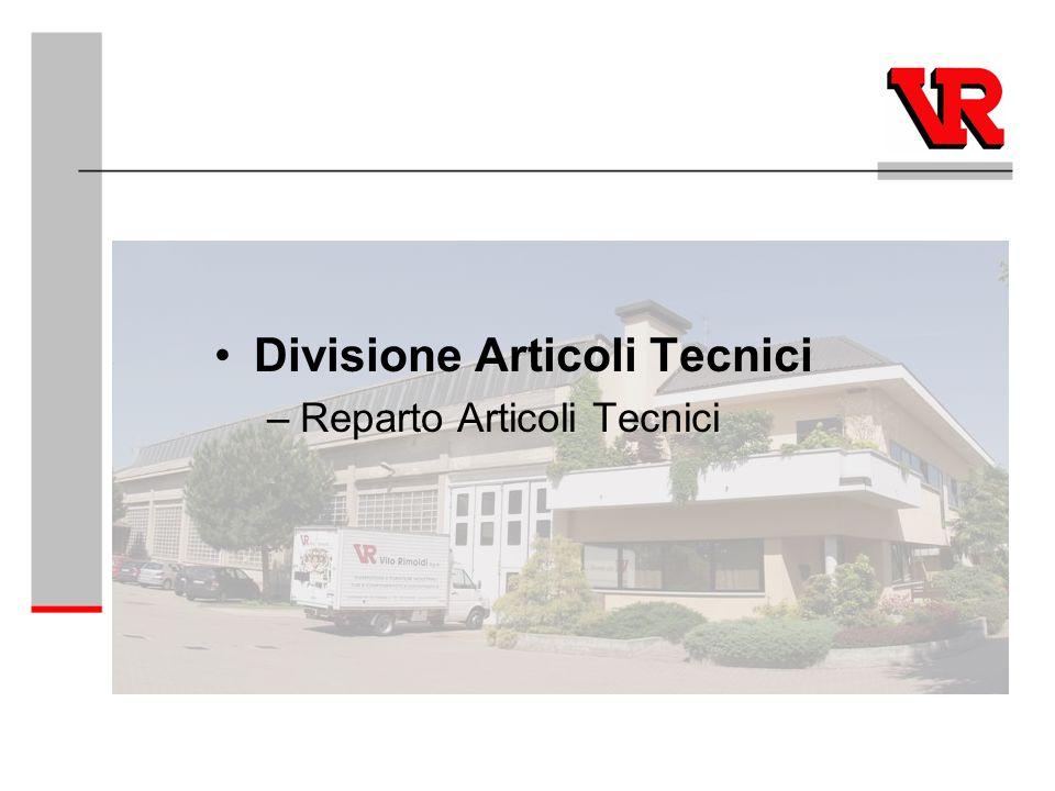 Divisione Articoli Tecnici