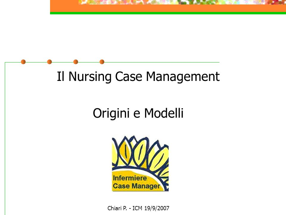 Il Nursing Case Management