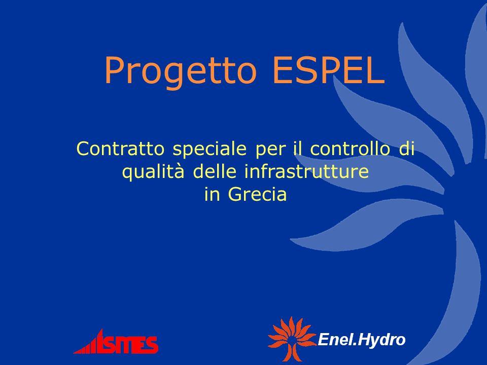 Progetto ESPEL Contratto speciale per il controllo di
