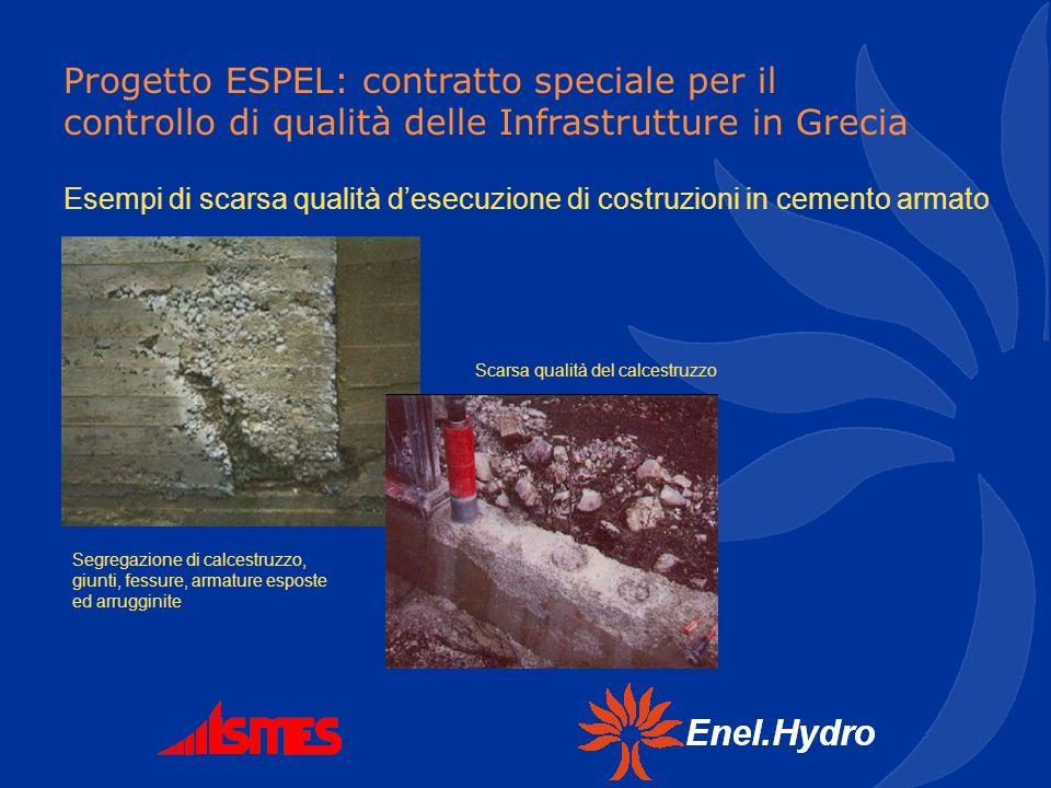 Esempi di scarsa qualità d'esecuzione di costruzioni in cemento armato