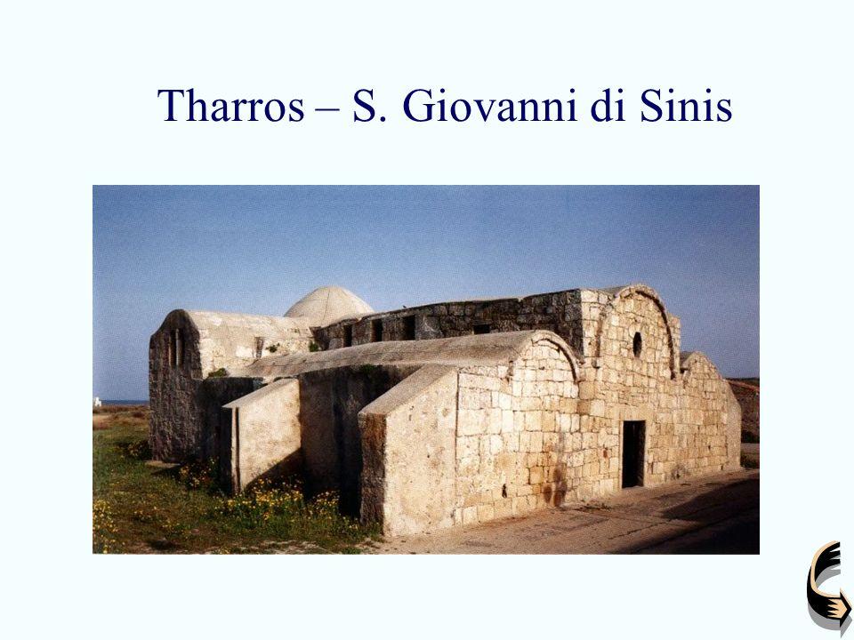Tharros – S. Giovanni di Sinis