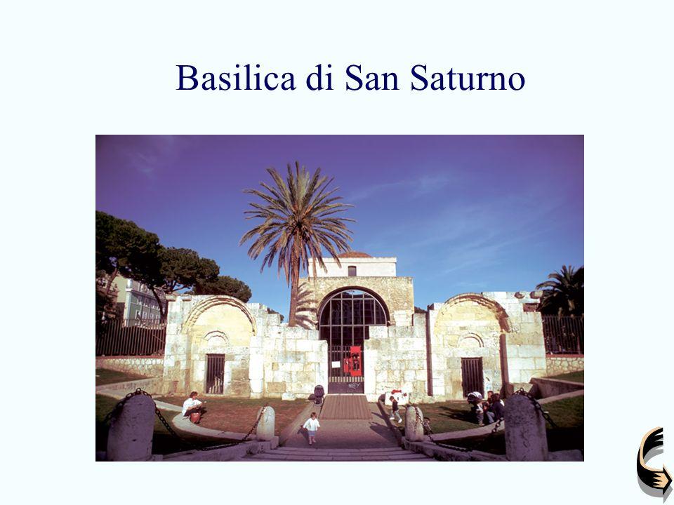 Basilica di San Saturno