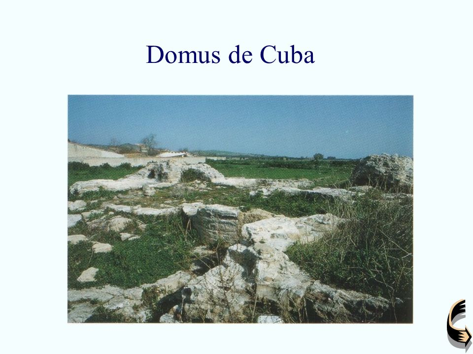 Domus de Cuba