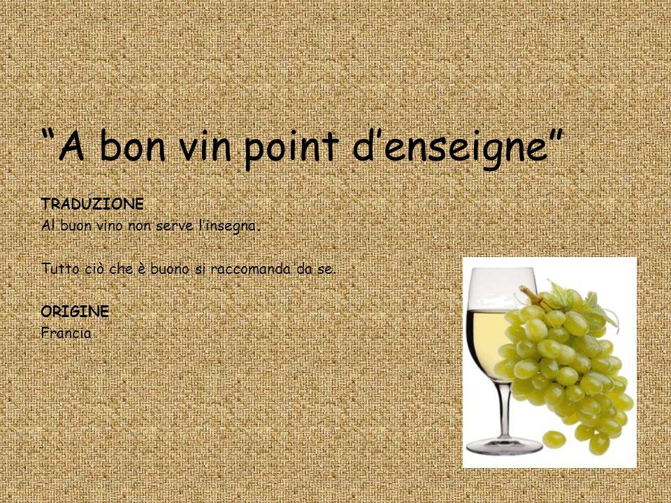 A bon vin point d'enseigne