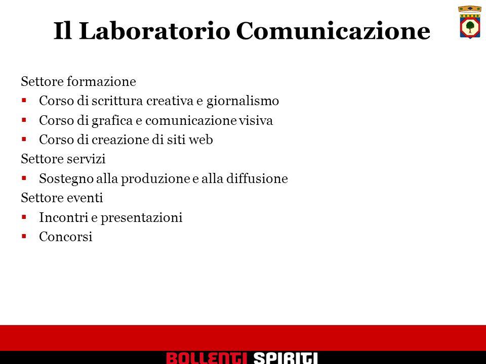 Il Laboratorio Comunicazione