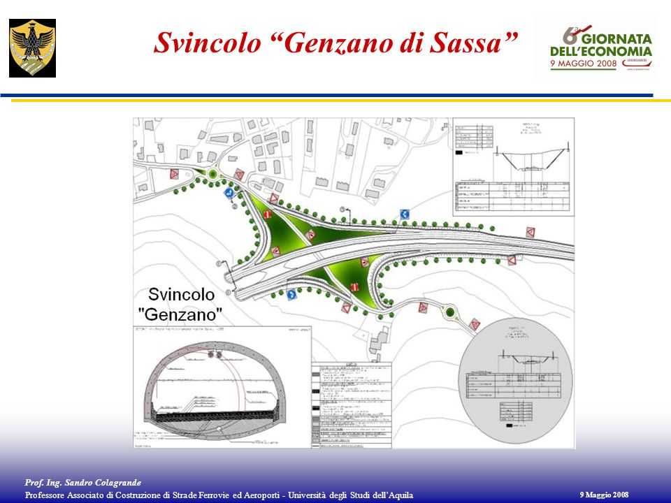 Svincolo Genzano di Sassa