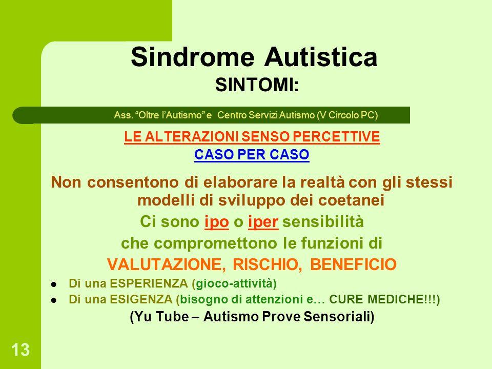 Sindrome autistica cos come si manifesta ppt for Permesso di soggiorno per cure mediche
