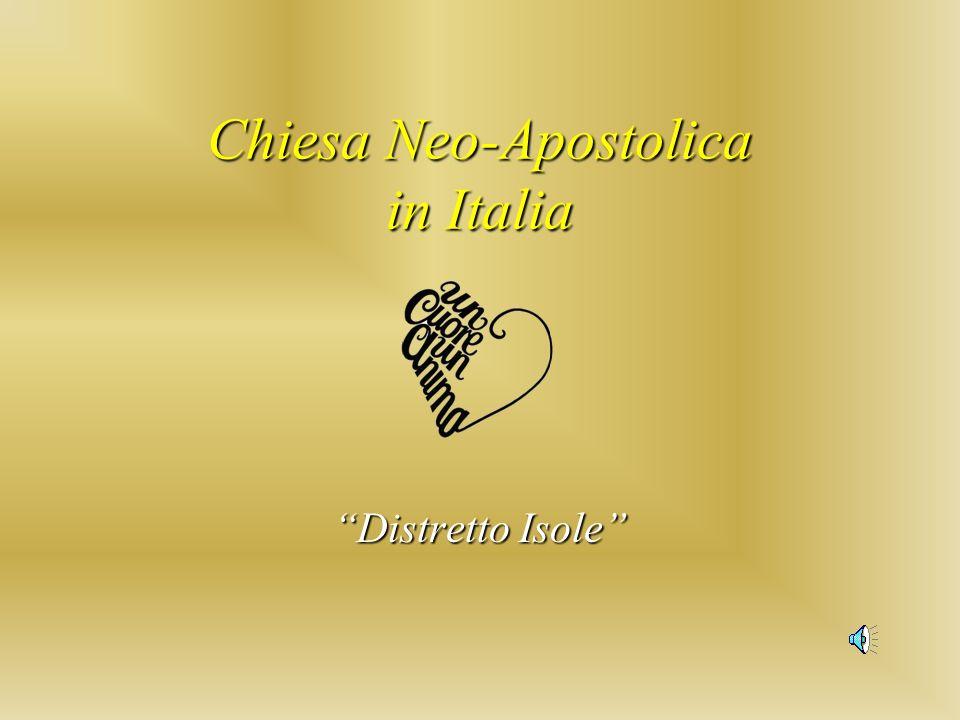 Chiesa Neo-Apostolica in Italia