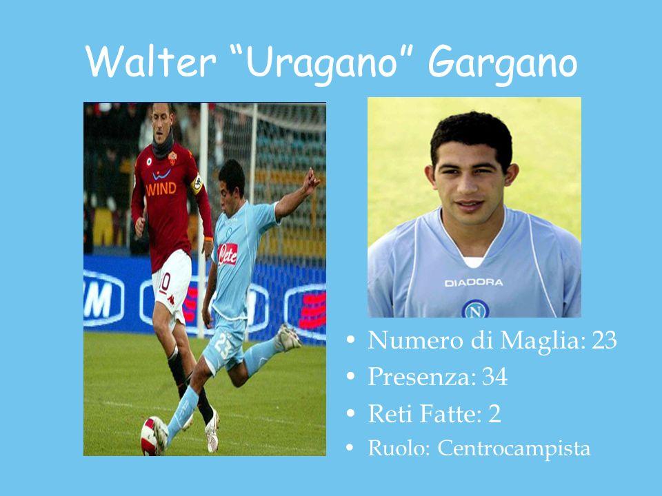 Walter Uragano Gargano