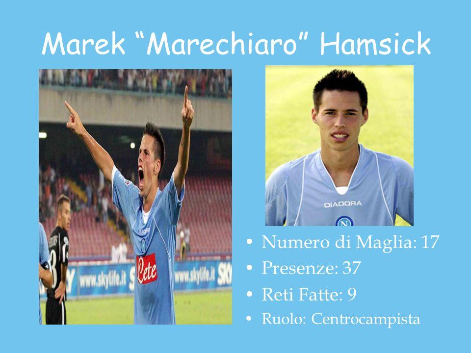 Marek Marechiaro Hamsick