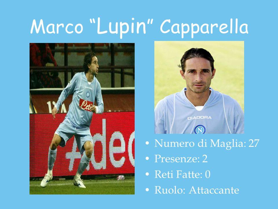 Marco Lupin Capparella