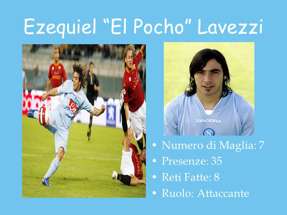 Ezequiel El Pocho Lavezzi
