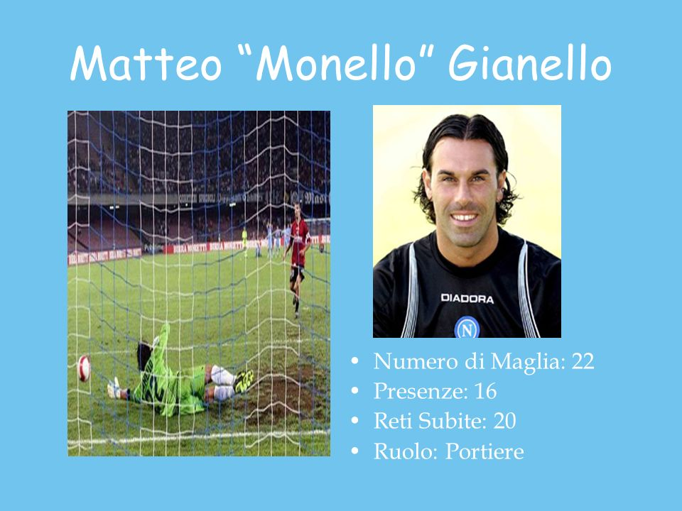 Matteo Monello Gianello