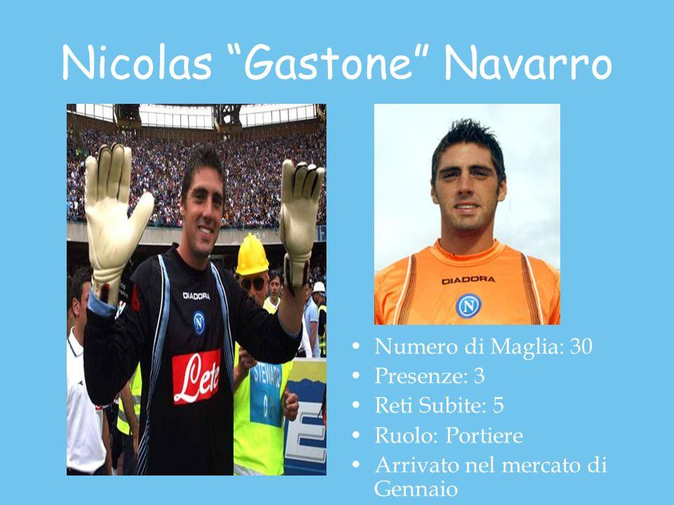Nicolas Gastone Navarro