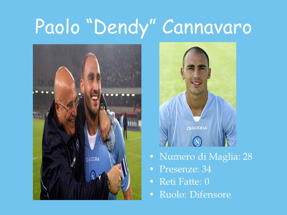 Paolo Dendy Cannavaro