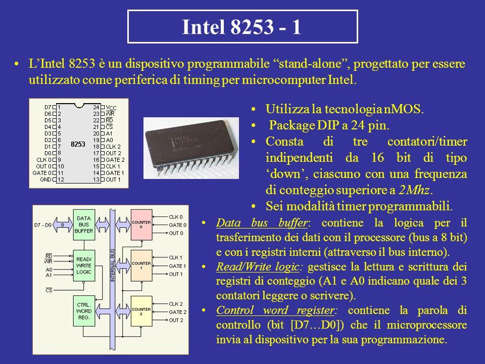 Intel 8253 - 1