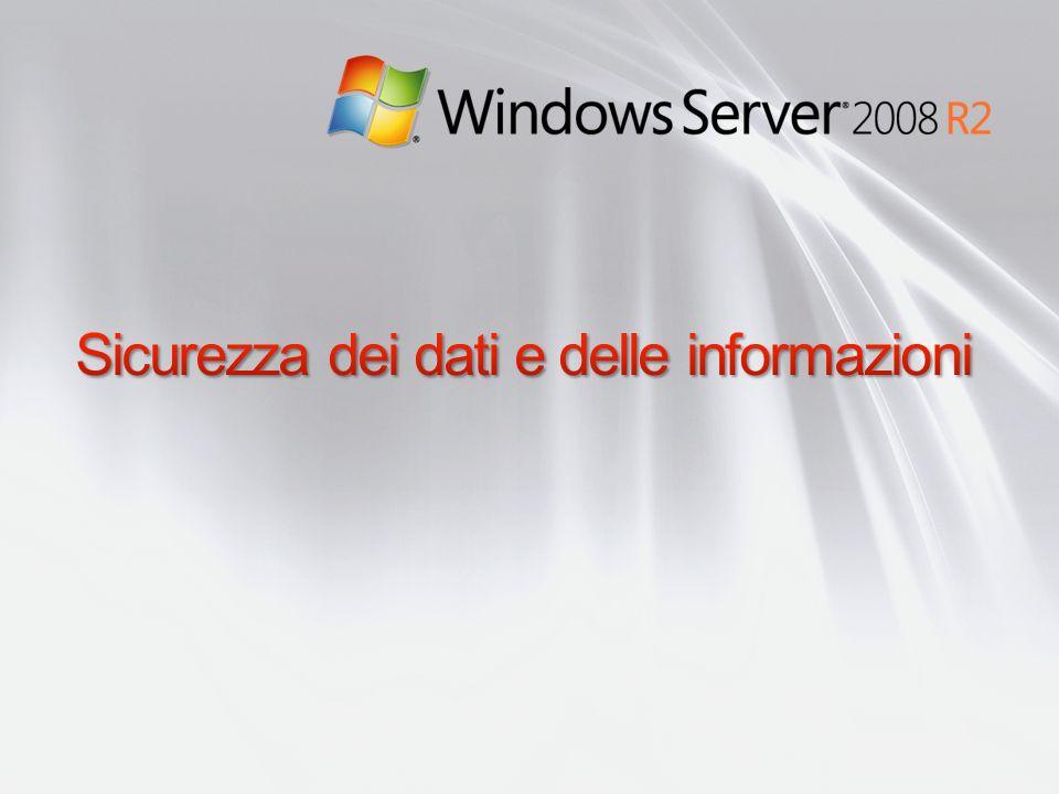 Sicurezza dei dati e delle informazioni