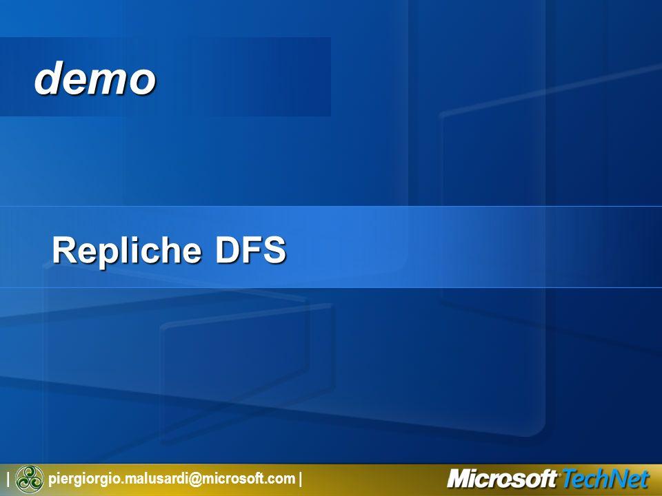 demo Repliche DFS
