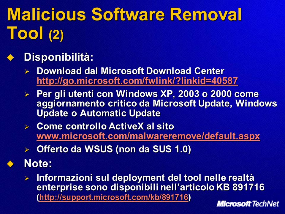 Malicious Software Removal Tool (2)
