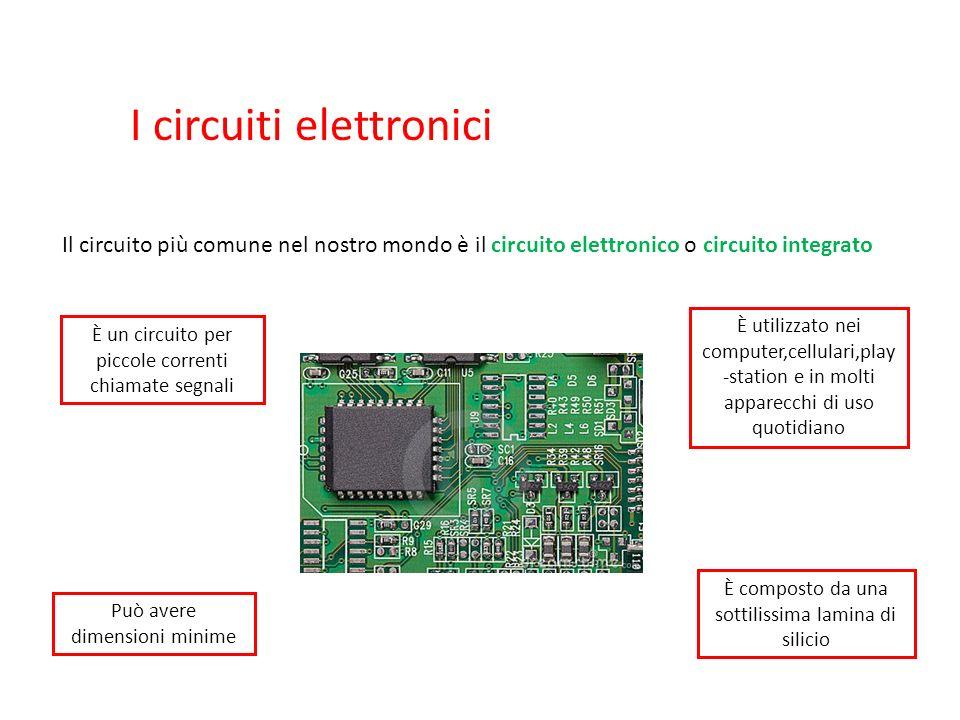 I circuiti elettronici