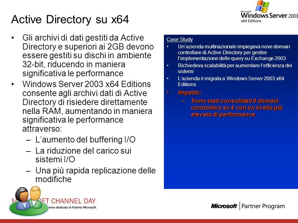 Active Directory su x64
