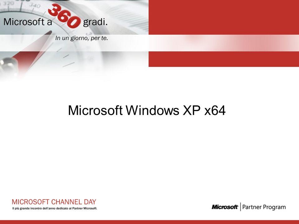 Microsoft Windows XP x64