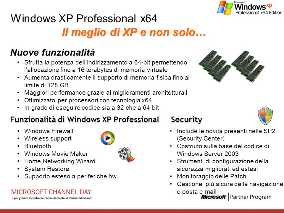 Windows XP Professional x64