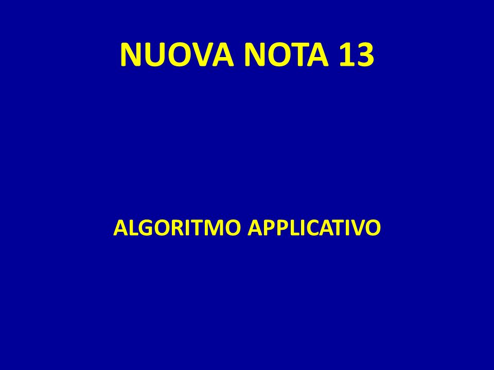 ALGORITMO APPLICATIVO