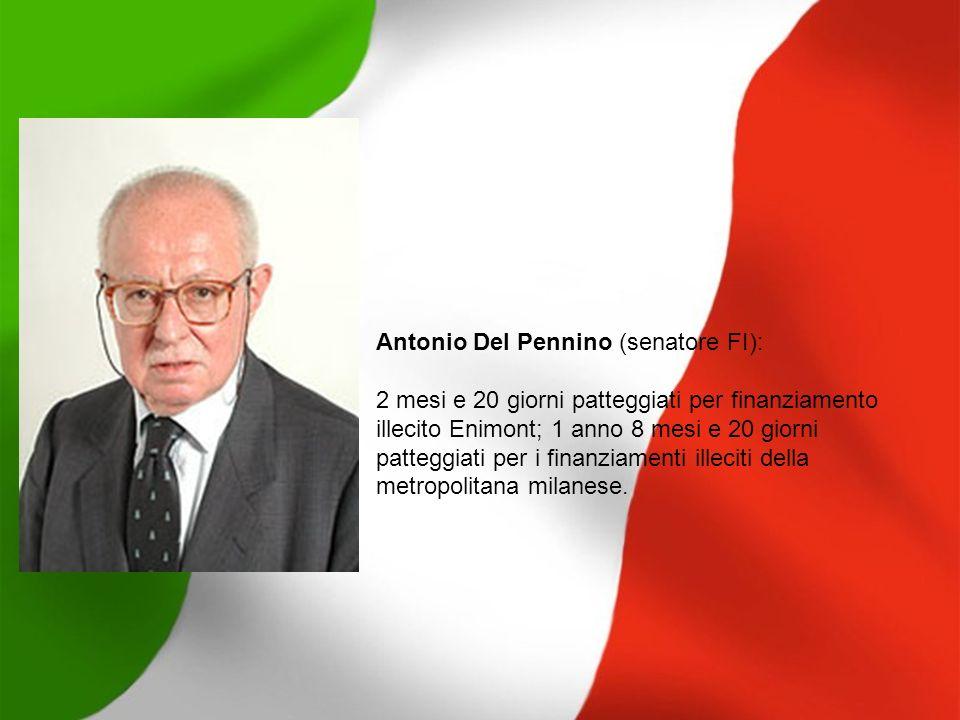 Antonio Del Pennino (senatore FI):
