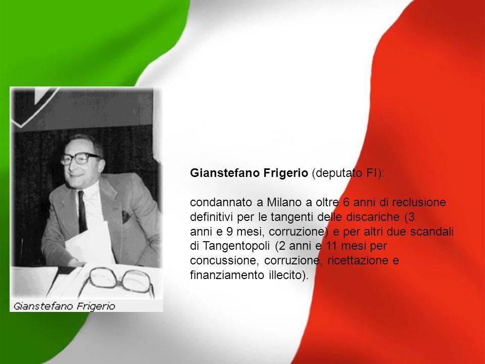 Gianstefano Frigerio (deputato FI):