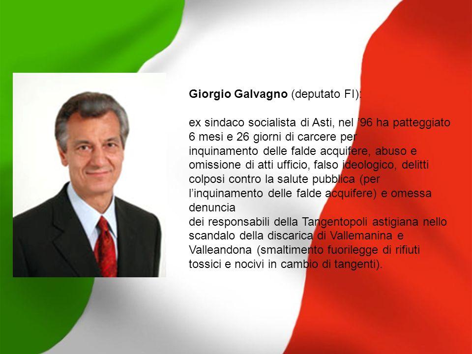 Giorgio Galvagno (deputato FI):