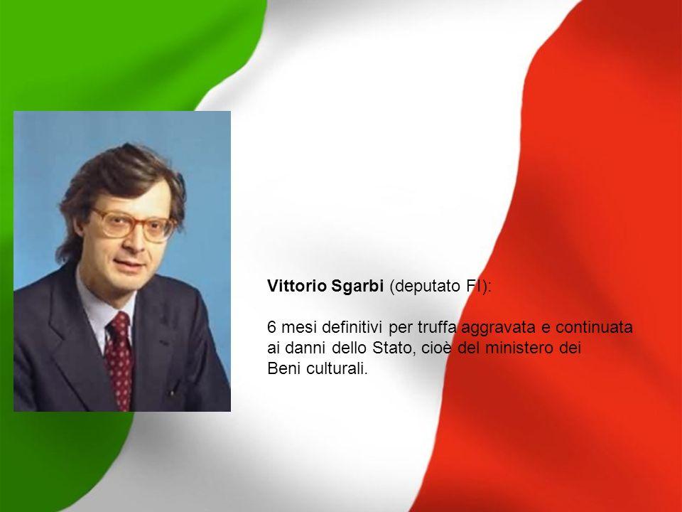 Vittorio Sgarbi (deputato FI):