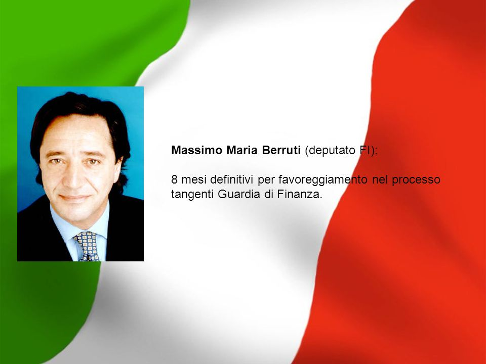 Massimo Maria Berruti (deputato FI):