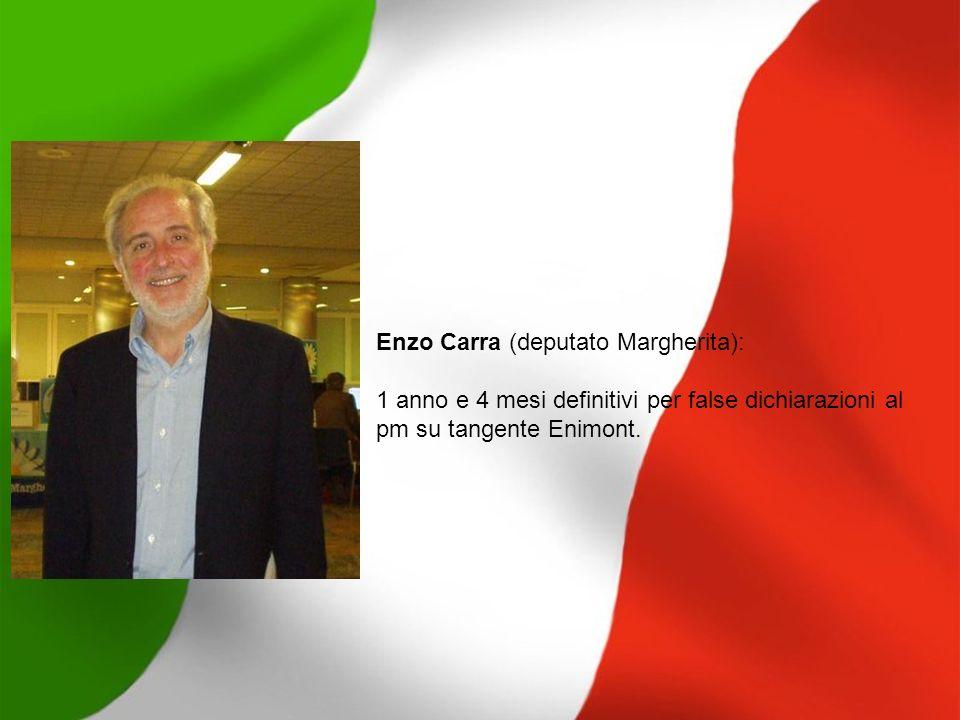 Enzo Carra (deputato Margherita):