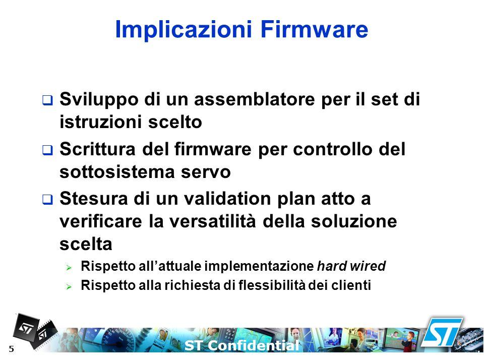 Implicazioni Firmware