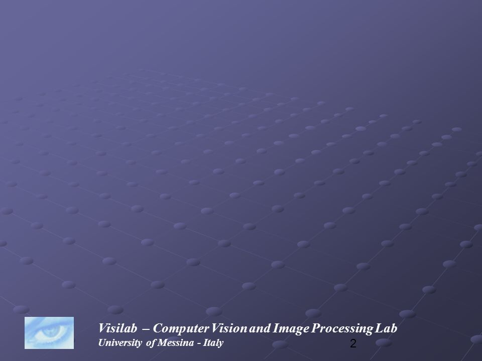 Visilab – Computer Vision and Image Processing Lab