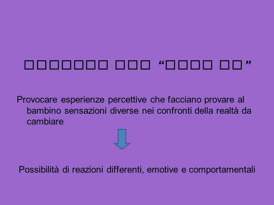 Possibilità di reazioni differenti, emotive e comportamentali