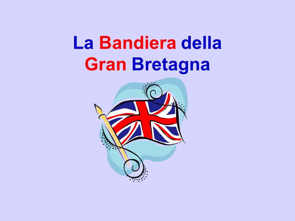 La Bandiera della Gran Bretagna