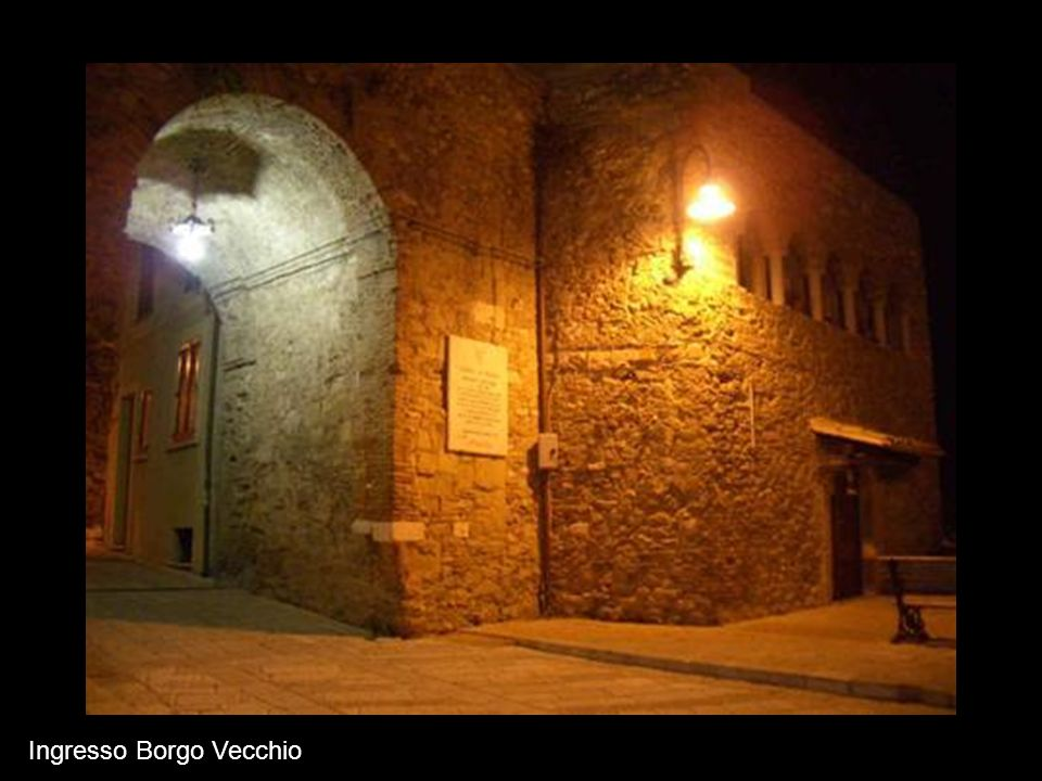 Ingresso Borgo Vecchio