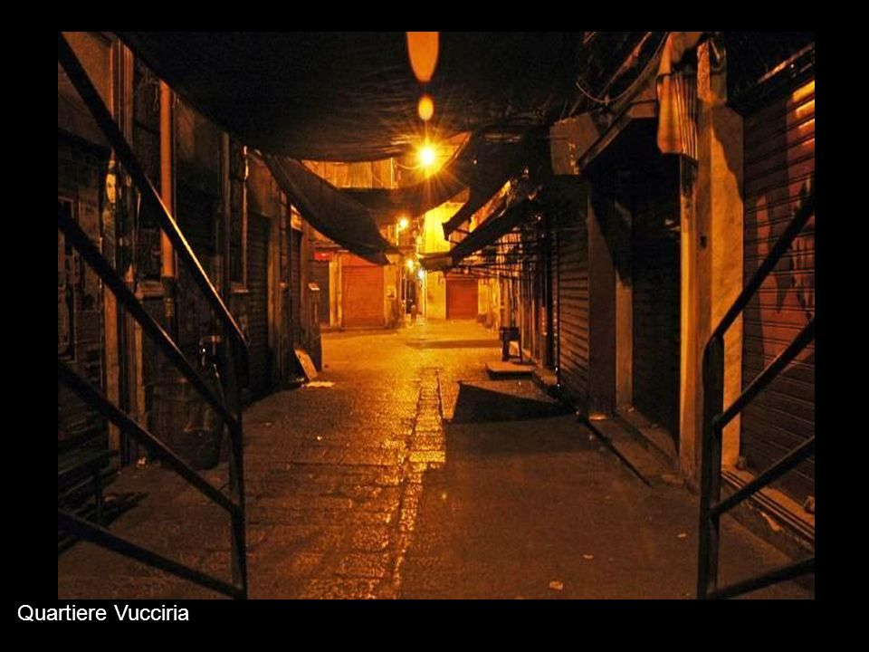 Quartiere Vucciria