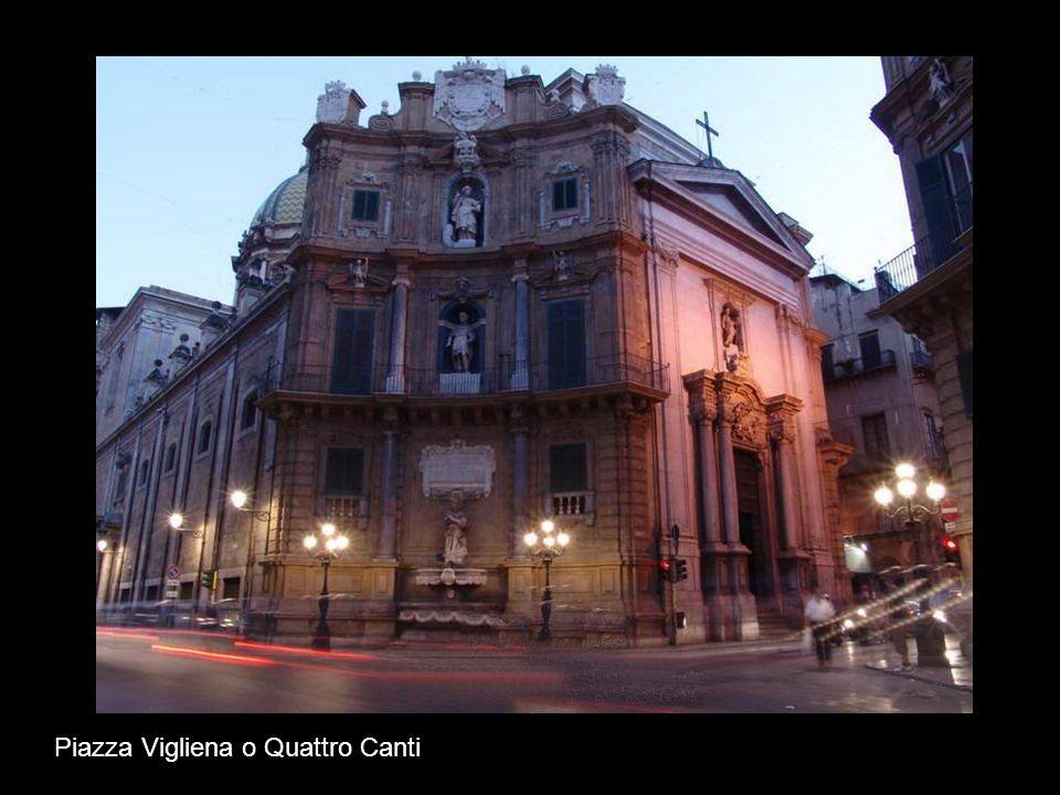 Piazza Vigliena o Quattro Canti