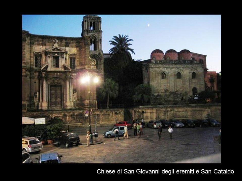 Chiese di San Giovanni degli eremiti e San Cataldo