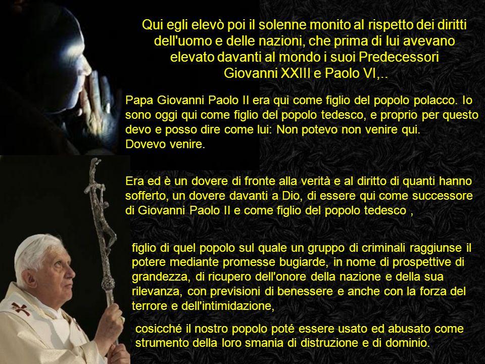 Giovanni XXIII e Paolo VI,..