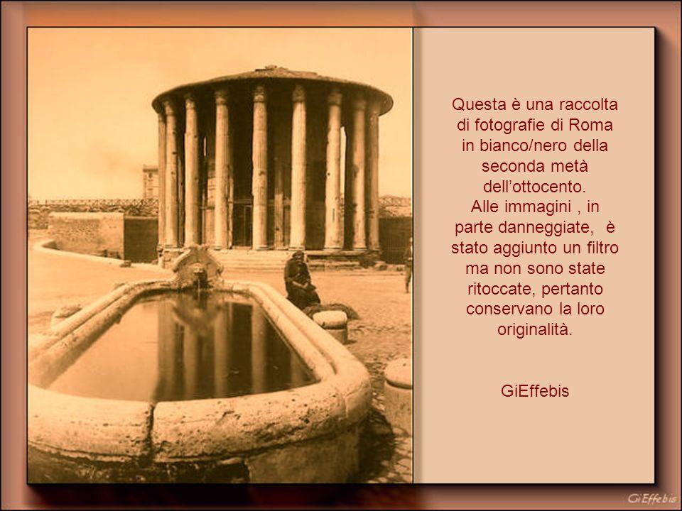Questa è una raccolta di fotografie di Roma