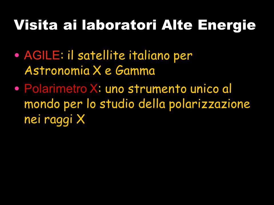 Visita ai laboratori Alte Energie