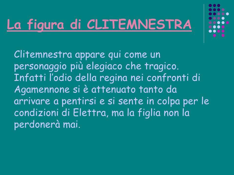 La figura di CLITEMNESTRA