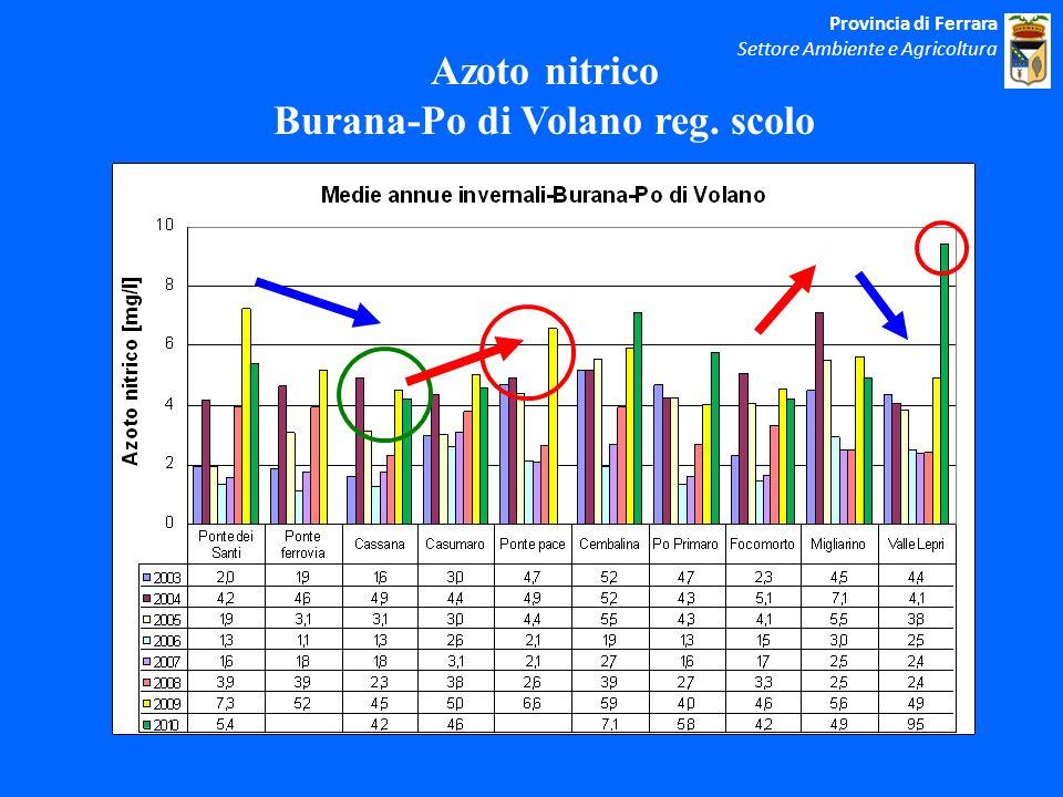 Burana-Po di Volano reg. scolo