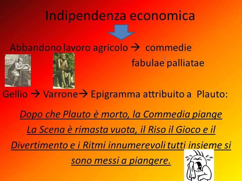 Indipendenza economica